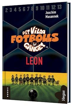 Det vilda fotbollsgänget. Leon