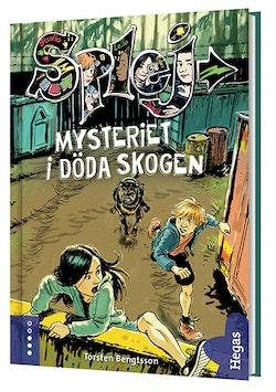 Mysteriet i döda skogen (Bok+CD)