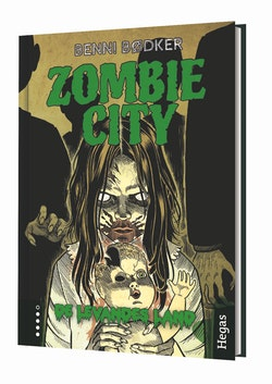 Zombie city. De levandes land (Bok+CD)