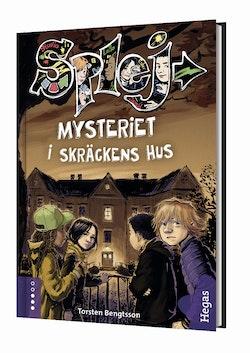 Mysteriet i skräckens hus (Bok+CD)