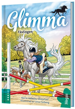 Glimma. Tävlingen (BOK+CD)