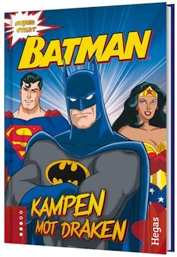 Batman. Kampen mot draken (bok+CD)