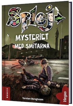 Mysteriet med smitarna (BOK+CD)