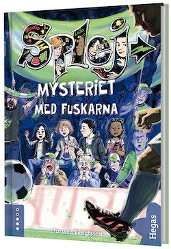 Mysteriet med fuskarna (Bok+CD)