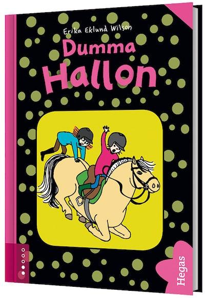 Dumma Hallon (bok + CD)