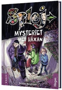 Mysteriet med häxan (Bok+CD)