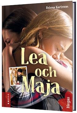 Lea och Maja