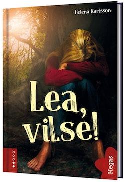 Lea, vilse! (Bok+CD)