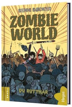Zombie World. Du ruttnar (Bok+CD)