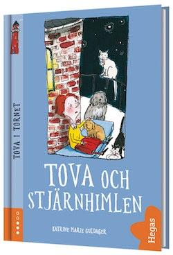 Tova och stjärnhimlen (bok + CD)