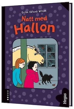 Natt med Hallon (bok + CD)