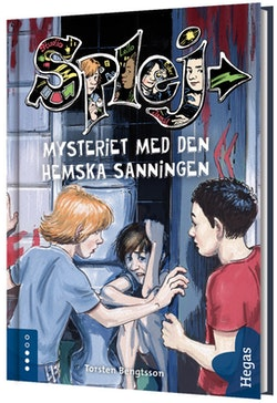 Mysteriet med den hemska sanningen (Bok+CD)