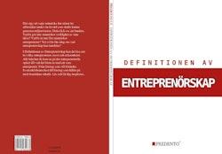 Definitionen av entreprenörskap