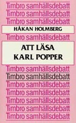 Att läsa Karl Popper
