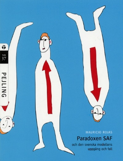 Paradoxen SAF -och den svenska modellens uppgång och fall