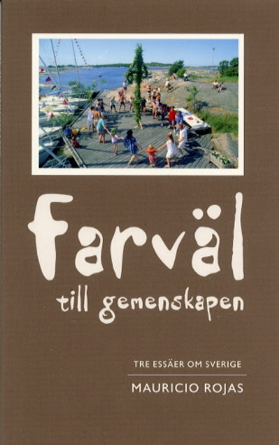 Farväl till gemenskapen : tre essäer om Sverige