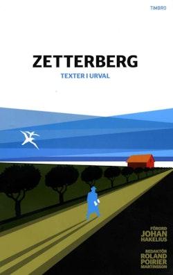 Zetterberg : texter i urval
