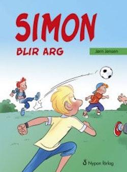 Simon blir arg