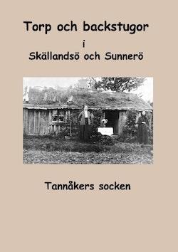 Torp och backstugor i Skällandsö och Sunnerö : Tannåkers socken
