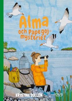 Alma och papegojmysteriet