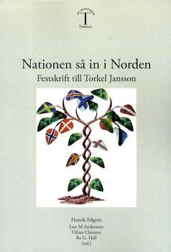 Nationen så in i Norden . en festskrift till Torkel Jansson
