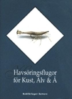 Havsöringsflugor för kust, älv och å