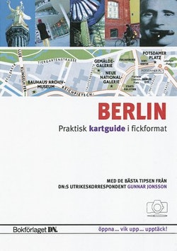 Berlin : praktisk kartguide i fickformat