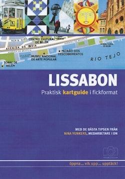 Lissabon : praktisk kartguide i fickformat