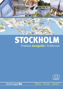 Stockholm : Praktisk kartguide i fickformat