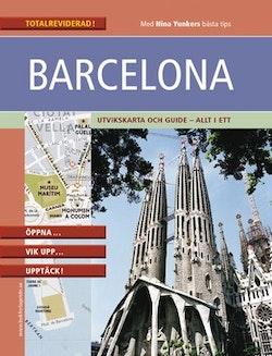 Barcelona : praktisk kartguide i fickformat