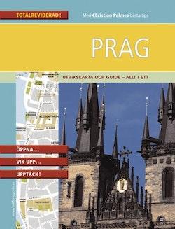 Prag : praktisk kartguide i fickformat