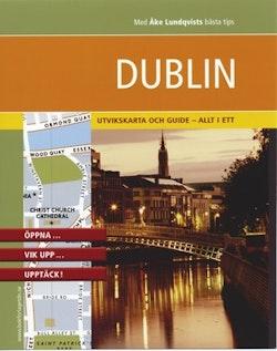 Dublin : praktisk kartguide i fickformat