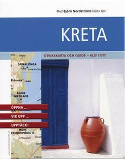 Kreta : praktisk kartguide i fickformat