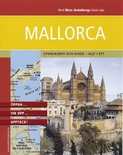 Mallorca : praktisk kartguide i fickformat