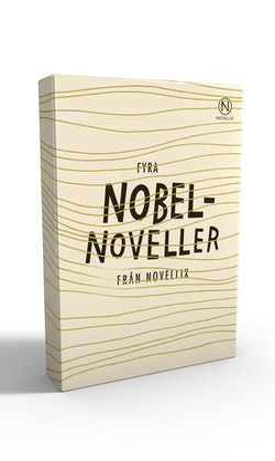 Presentask med fyra Nobelnoveller I