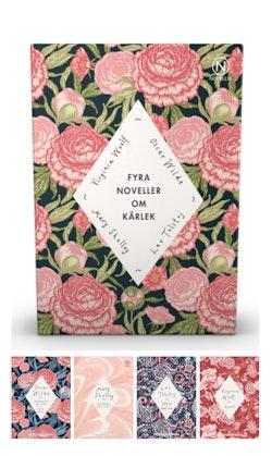 Presentask med fyra noveller om kärlek