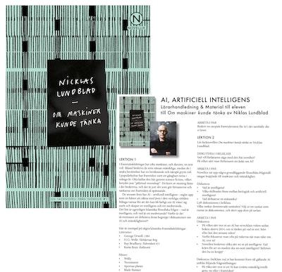 Tema AI, Artificiell Intelligens, paket med 24 böcker