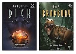 Tema sci fi - paket med 24 böcker