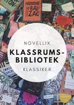 Novellix Klassikerbibliotek - paket med 40 böcker
