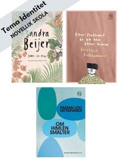Tema Identitet - paket med 24 böcker