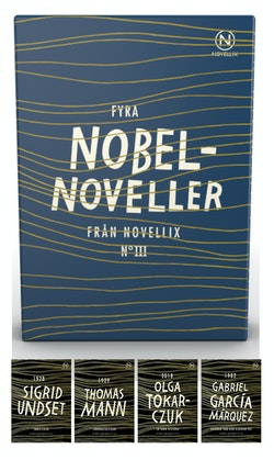 Presentask med fyra Nobelnoveller III