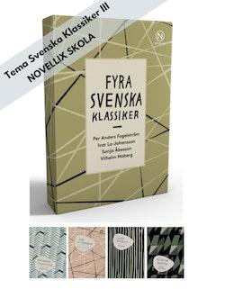 Tema Svenska Klassiker III - paket med 32 böcker