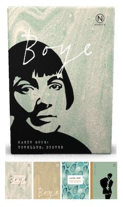 Presentask Karin Boye: noveller, dikter