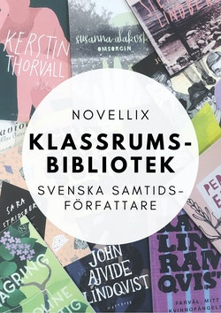 Novellix klassrumsbibliotek - Svenska samtidsförfattare