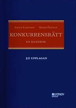 Konkurrensrätt - En handbok 5:e upplagan