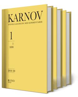 Karnov bokverk 2019/20