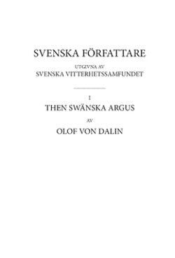 Then Swänska Argus. D 2