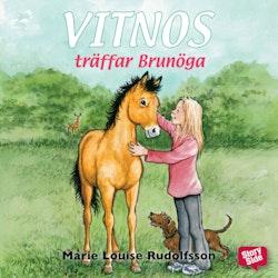 Vitnos träffar Brunöga