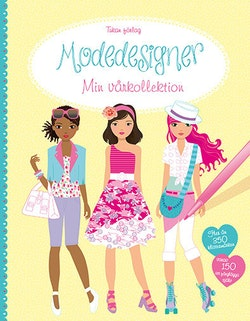 Modedesigner. Min vårkollektion