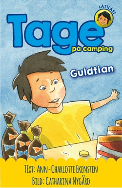 Tage på camping : Guldtian